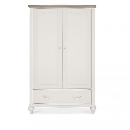 Cookes Collection Geneva Double Wardrobe