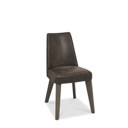 Cookes Collection Central Faux Leather Dining Chair