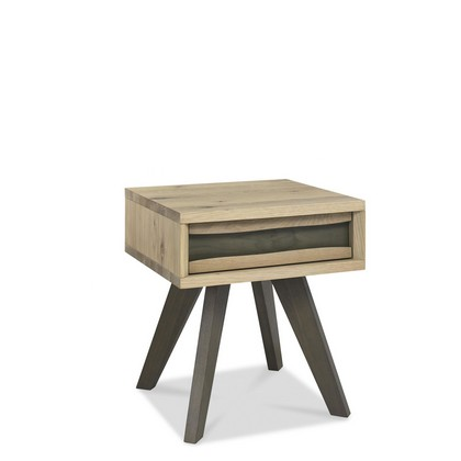 Cookes Collection Central Lamp Table With Drawer