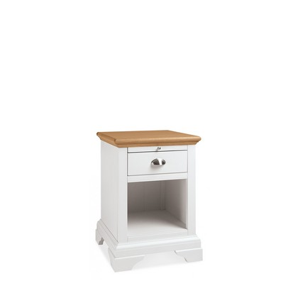 Cookes Collection Camden Two Tone Lamp Table