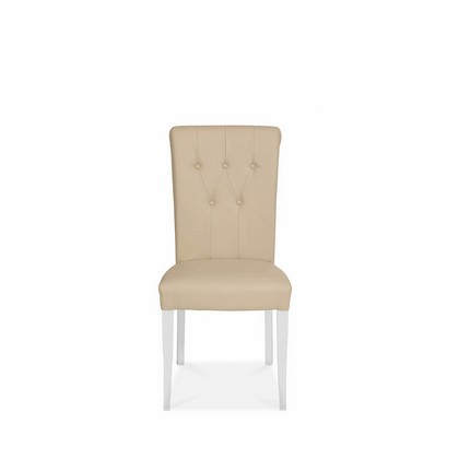 Cookes Collection Camden Two Tone Upholstered Dining Chair