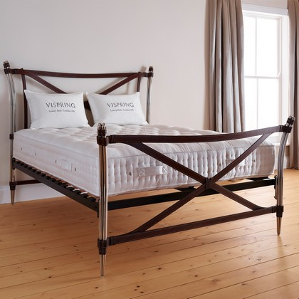 Vi-Spring Bedstead Superb Mattress