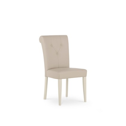 Cookes Collection Geneva Bonded Leather Dining Chair