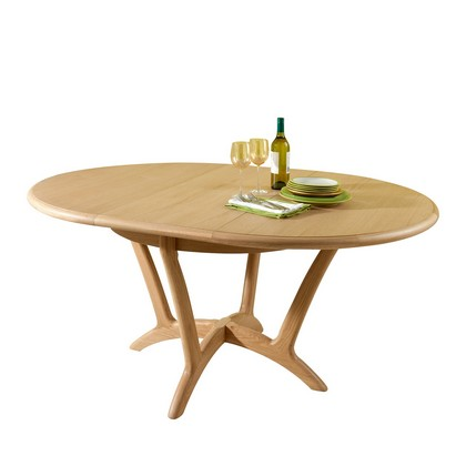 Winsor Stockholm Oval Dining Table
