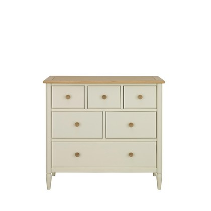 Ercol Piacenza 6 Drawer Wide Chest