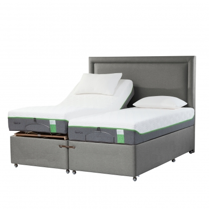 TEMPUR® Moulton Adjustable Massage Divan Base