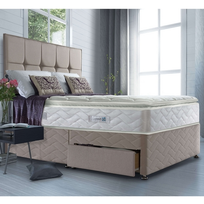 Sealy Nostromo Posturepedic Pocket 1400 Divan