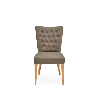 Cookes Collection Montreal Fabric Dining Chair