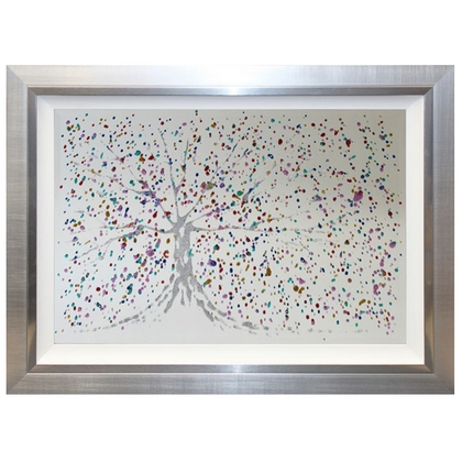 Rainbow Tree Mirror