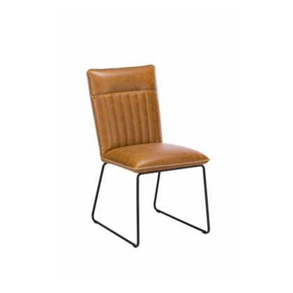 Cookes Collection Sasha Dining Chair Tan