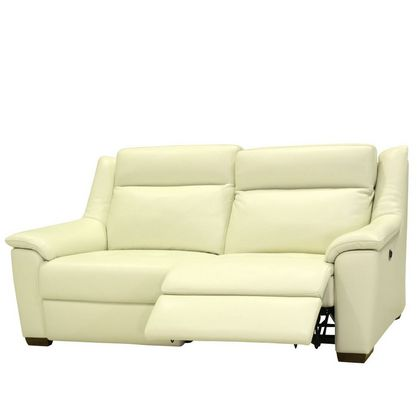 Cookes Collection Darwin 3 Seater Manual Recliner Sofa