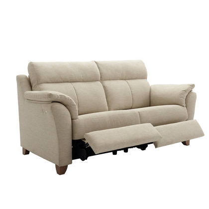 G Plan Gallery Collection Turner 3 Seater Power Recliner Sofa