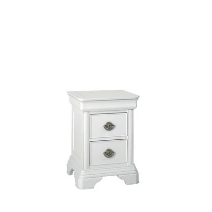 Cookes Collection Chateau Blanc 2 Drawer Nightstand