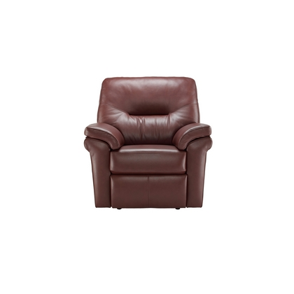 G Plan Washington Power Recliner Armchair In Leather