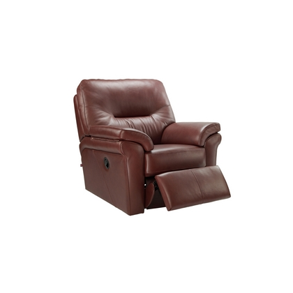 G Plan Washington Recliner Armchair In Leather