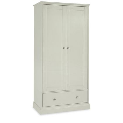 Cookes Collection Ashley Cotton Double Wardrobe