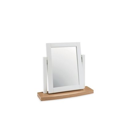 Cookes Collection Camden Two Tone Vanity Mirror