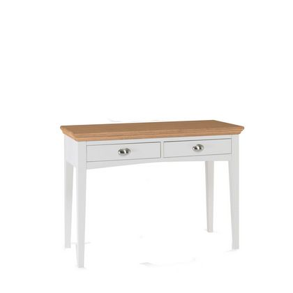 Cookes Collection Camden Two Tone Dressing Table