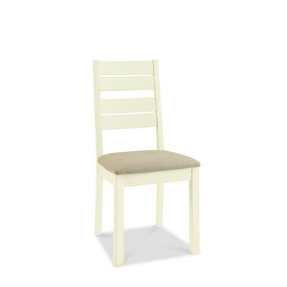 Cookes Collection Romana Two Tone Slatted Chair