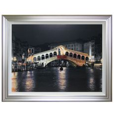 Rialto Bridge Liquid Art