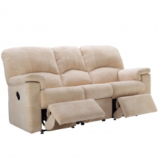 G Plan Chloe 3 Seater Double Recliner Sofa