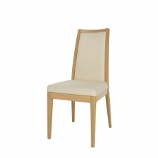 Ercol Romana Padded Back Dining Chair