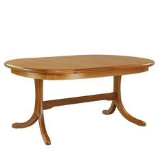 Sutcliffe Trafalgar Teak Goodwood Oval Dining Table