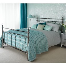 Cookes Collection Krystal Bedstead 150cm