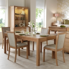 Winsor Stockholm Dining Table And 4 Chairs