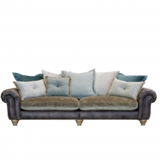 Alexander And James Bloomsbury Grand Split Sofa