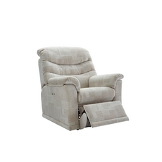 G Plan Upholstery Malvern Power Recliner Chair In Grade B