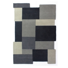 Collage Multi Rug