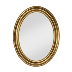 Deknudt Pear Gold Mirror