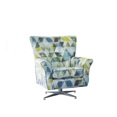 Cookes Collection Regent Swivel Chair