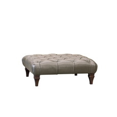 Alexander and James Isabel Footstool