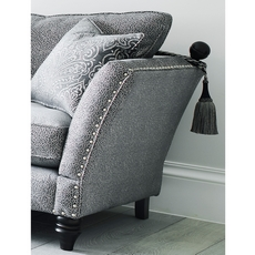 Divine Knole Snuggler Chair