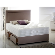 Puccini 1000 4 Drawer Divan Set 150cm
