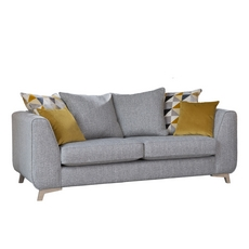 Cookes Collection Chic 3 Seater Sofa