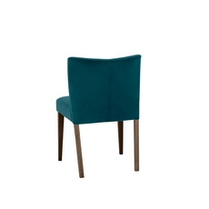 Cookes Collection Trinity Sea Green Velvet Dining Chair