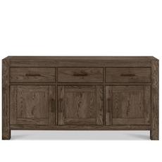 Cookes Collection Trinity Dark Oak Wide Sideboard