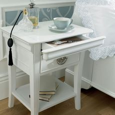 Cookes Collection Chateau Blanc 1 Drawer Nightstand