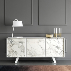 Calligaris Secret 3 Door Sideboard
