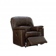 G Plan Chloe Recliner Armchair In Leather