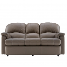 G Plan Chloe 3 Seater Sofa In Leather