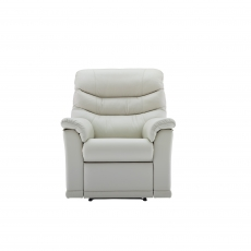 G Plan Malvern Power Recliner Chair In Leather