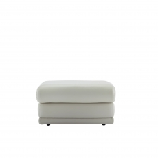 G Plan Malvern Storage Footstool In Leather