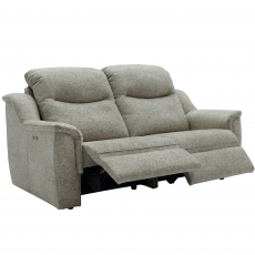 G Plan Firth 3 Seater Double Power Recliner Sofa