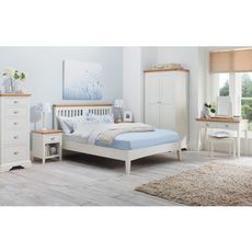 Cookes Collection Camden Two Tone Bedstead Double