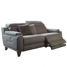Parker Knoll Evolution Large 2 Seater Electric Recliner Sofa