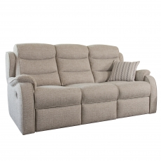 Parker Knoll Michigan 3 Seater Double Electric Recliner Sofa
